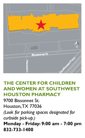 Pharmacy Pickup The Center SW